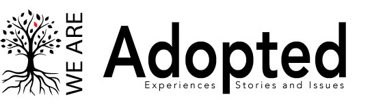 We Are Adopted logo